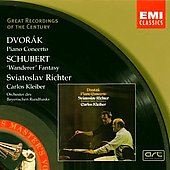 Dvorak: Piano Concerto, Op. 33; Schubert: Fantasy for Piano, D.760