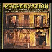 Preservation Hall Jazz Band: Preservation: An Album to Benefit Preservation Hall & the Preservation Hall Music Outreach Program [Digipak]