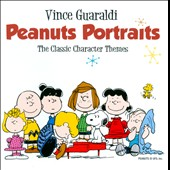 Vince Guaraldi: Peanuts Portraits: The Classic Character Themes