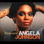 Angela Johnson: It's Personal [Digipak]