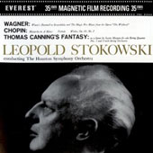 Wagner: Wotan's Farewell, Magic Fire Music; Chopin / Stokowski