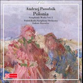 Andrzej Panufnik: Symphonic Works, Vol. 2 / Borowicz
