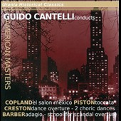 Guido Cantelli Conducts American Masters