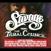 Savage (Rap Producer): The Tribal Council [Digipak]