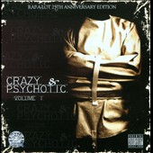 Various Artists: Crazy & Psychotic, Vol. 1 [PA]