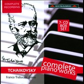 Tchaikovsky: Complete Piano Works / Trabucco