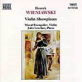 Wieniawski: Violin Showpieces / Bisengaliev, Lenehan