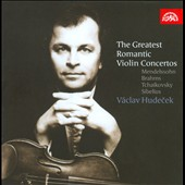 The Greatest Romantic Violin Concertos