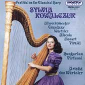 Festival on the Classical Harp / Sylvia Kowalczuk