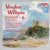 Vaughan Williams: Symphony 6, etc / Thomson, London SO