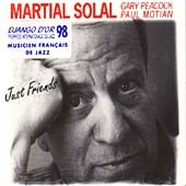 Martial Solal: Just Friends