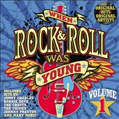 Various Artists: When Rock and Roll Was Young, Vol. 1