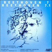 Beethoven Symphonies 7 & 7.1 (William Hill) / Lawrence Golan