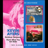 Kevin Ayers: Rainbow Takeaway/That's What You Get Babe