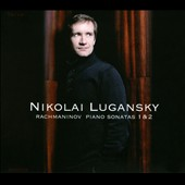 Rachmaninov: Piano Sonatas Nos. 1 & 2 / Nikolai Lugansky, piano
