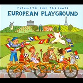 Various Artists: Putumayo Kids Presents European Playground [Digipak]