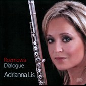 Rozmowa Dialogue / Adrianna Lis, flute; Sarah Watkins, piano