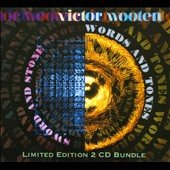 Victor Wooten: Sword and Stone/Words and Tones [Digipak]