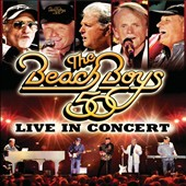 The Beach Boys: Live in Concert: 50th Anniversary [DVD]