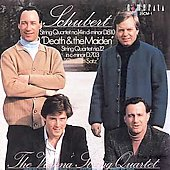 Schubert: Death & the Maiden, Quartettsatz / Vienna Quartet
