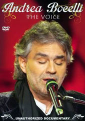 Andrea Bocelli: The Voice, Unauthorized