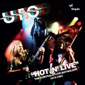 UFO: Hot 'n' Live: The Chrysalis Live Anthology 1974-1983