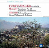 Furtwängler Conducts Mozart Symphony No. 40, Schubert 'Unfinished' Symphony