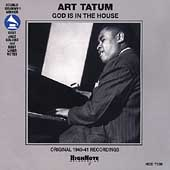 Art Tatum: God Is in the House