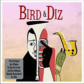 Dizzy Gillespie/Charlie Parker (Sax): Bird and Diz