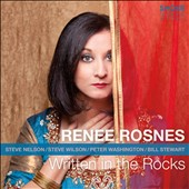 Renee Rosnes: Written in the Rocks [Digipak] *