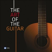 The Art of the Guitar - Andrés Segovia, Julian Bream, Sharon Isbin, Angel Romero, Manuel Barrueco play Sor, Tarrega, Weiss, Ponce, Vivaldi, Brouwer, Granados, Falla, Bach, Albéniz, Piazzolla et al. [2 CDs]