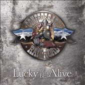 Confederate Railroad: Lucky To Be Alive [Digipak]