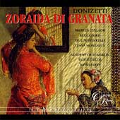 Donizetti: Zoraida di Granata / Ford, Cullagh, Austin, et al