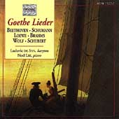 Goethe Lieder - Beethoven, Schumann, et al / de San, Lee