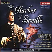 Opera in English - Rossini: The Barber of Seville