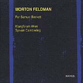 Feldman: For Samuel Beckett / Cambreling, Klangforum Wien