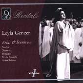 Recitals - An Evening with Leyla Gencer Vol 1