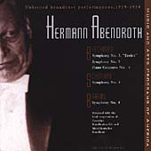 Herman Abendroth - Unissued Broadcast 1939-1950 / Abendroth