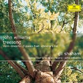 Williams: Treesong, etc / Shaham, Williams, Boston SO