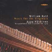 Byrd: Music for the Virginals / Aapo Häkkinen