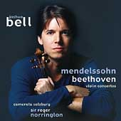 Beethoven, Mendelssohn: Violin Concertos /Joshua Bell, et al