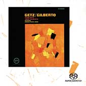Joao Gilberto/Stan Getz (Sax): Getz/Gilberto [Super Audio CD]