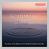 Schubert: Trout Quintet, etc / ASMF Chamber Ensemble