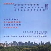 Great American Composers Collection - Hanson, et al/ Schwarz