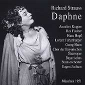 R. Strauss: Daphne / Jochum, Kupper, Hann, Fischer, Hopf