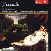 Accendo - Music from the Time of Claudio Monteverdi/ Howarth