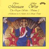 Messiaen: The Organ Works Vol 2 / Gillian Weir