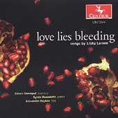 Larsen: Love Lies Bleeding / Strempel, Beaudette, Raykov