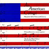 An American Collage / D'Anna Fortunato, Rooke Chapel Choir