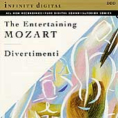 The Entertaining Mozart - Divertimenti